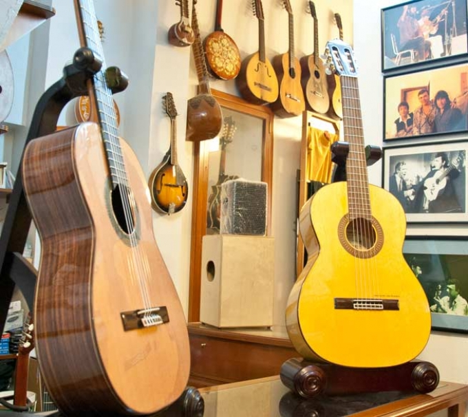 Spanish Guitars