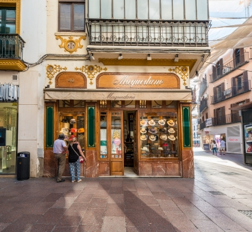 Shopping in Seville
