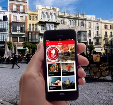 L'application officielle de Turismo de Sevilla